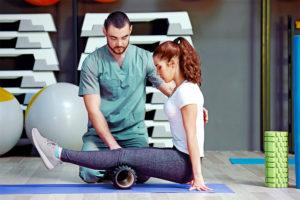 Orthopedic physical therapist